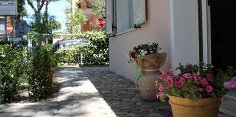 Villa Fiore Appartamento Igea Marina - Esterno